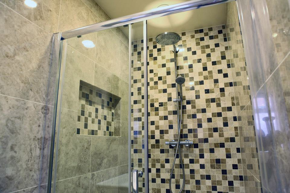 Shine marble tile-marble mosaic-wetroom-Sale-Cheshire